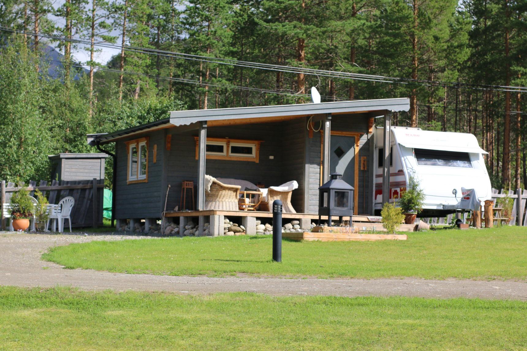 Campingplassen