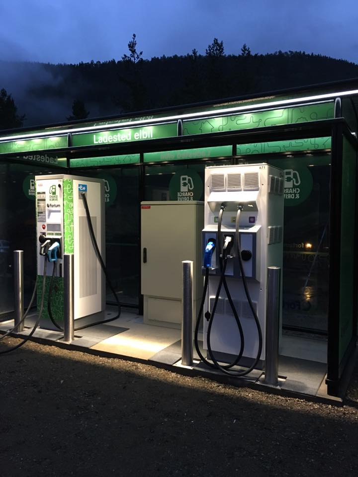 Fortum Charging Station